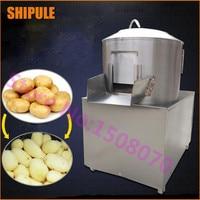 SHIPULE 2018 new technology 150 220kg/h industrial fresh potato peeling machine/potato washer/commercial potato peeler machine