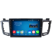 OEM A9 Quad Core Pure Android 5.1.1 HD 1024*600 16GB Mirror-Link 10.1″ Car DVD player GPS Stereo Radio For Toyota RAV4 2013-2015