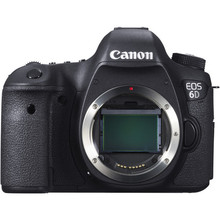 Canon  6D DSLR Camera -Full-Frame -20.2MP -3.0″ LCD -Full HD 1080p Video – Wi-Fi (Body only,New)