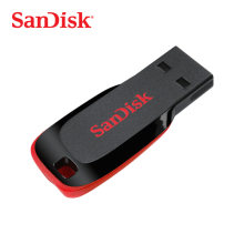 SanDisk pamięć USB Cruzer Blade U dysku 8GB 16GB 32GB Mini pen drive 64GB 128GB USB 2.0 Flash pendrive (SDCZ50)(China)
