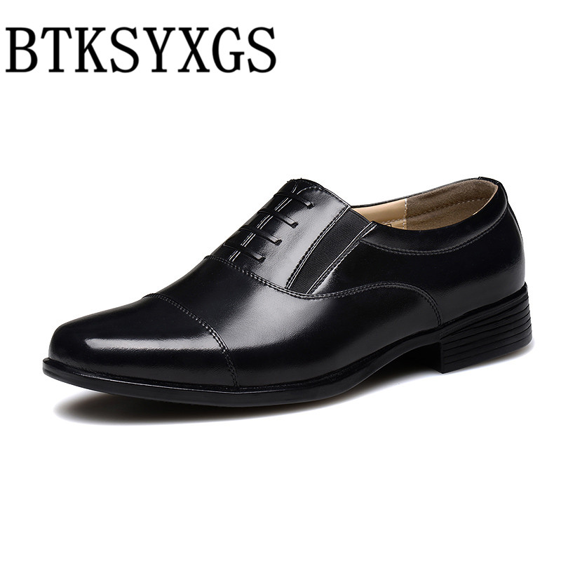 BTKSYXGS Men's shoes Male 100% genuine leather 2017 New spring Autumn fashion Comfortable breathable Men flats casual shoes Man top brand high quality genuine leather casual men shoes cow suede comfortable loafers soft breathable shoes men flats warm
