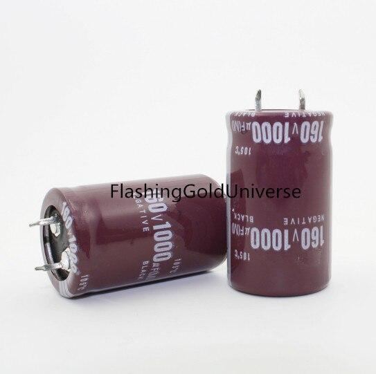 1000uF 160V  Electrolytic Capacitor 105C