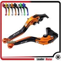 For HONDA CB 599 CB 600 98 06 CBR 600 F2.F3.F4.F4i 91 07 Hornet CB919 02 07 Motorcycle Folding Extendable Brake Clutch Levers