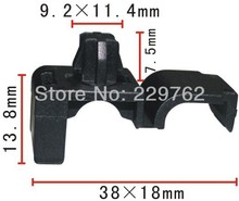 wire retaining clips online shopping the world largest wire shipping 100pcs wire harness retainer fastener auto plastic clips fasteners for car automotive plastic retainer
