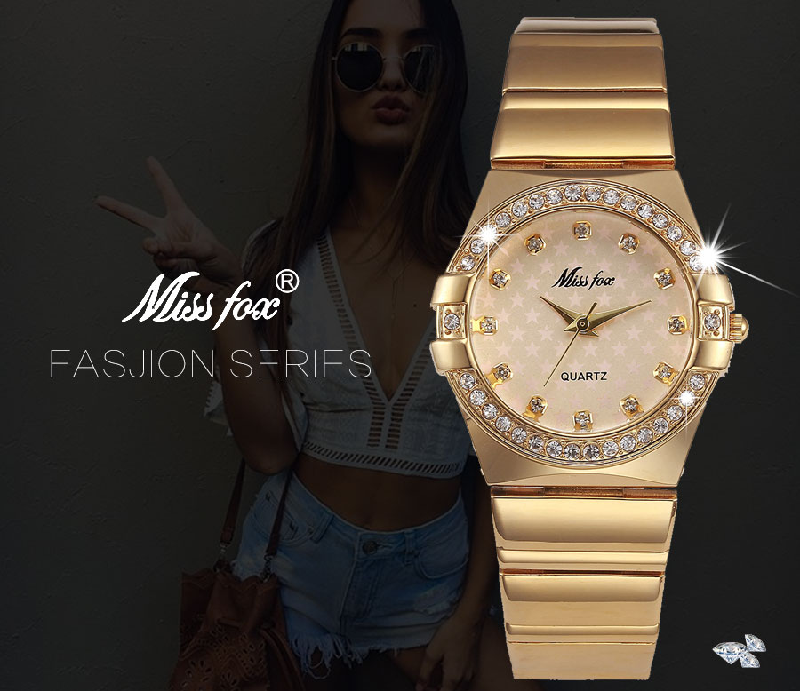 Miss Fox Women Watches -01
