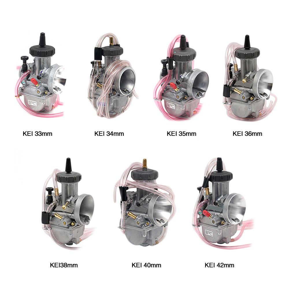 ZSDTRP 33 34 35 36 38 40 PWK KEIHIN moto carburateur 4T moteur universel utilisé ATV ATV pour grand déplacement moteur