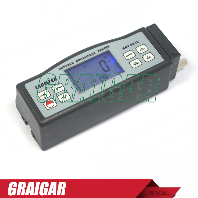 Surface Roughness Tester To Measure Surface Roughness Of Various