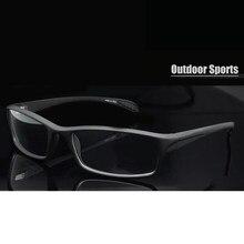 Sorbern-gafas graduadas para miopía TR90 para hombre, Monturas flexibles De titanio, Monturas De Lentes