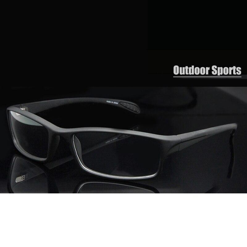 Sorbern TR90 פלסטיק טיטניום משקפיים קוצר ראיה מרשם משקפיים מסגרת גברים גמיש Mens Eyewear מסגרות Monturas דה Lentes