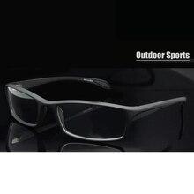 New 2015 Outdoor Sports Eyeglasses Googles TR90 Flexible Glasses Frame Men Prescription Eyewear