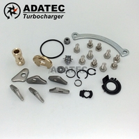KKK K03 K04 Turbo Repair Kit Turbocharger Rebuild Parts 53039880055 53039880144 Turbine Service Kit 53039880029