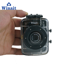 Winait cheap wateproof camcorder DV-123SD sports camera free shipping