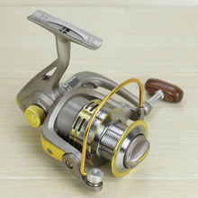 High Quality GS1000-7000 8BB 5.2:1 Metal Spinning Fishing Reels Fly Wheel For Fresh/ Salt Water Fishing Tool Accessories