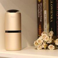Simple Design Strong Negative Ion Vertical Air Dust Active Purification Air Cleaner Air Ionizer Desktop Car Air Purifier