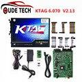Ktag K-Mestre Ferramenta De Programação tag Ecu Ktag K Tag Ecu Chip Virando V2.13 Nenhum Token Limitada Fw V6.070