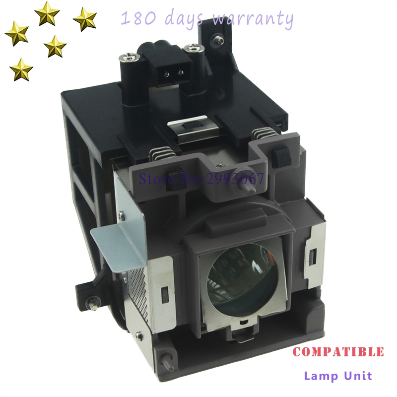 Replacement lamp 5J.J2605.001 with housing for BENQ W5500 W6000 W6500 with 180 days warranty цена