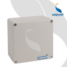 160*160*90mm  Painting Spraying  Aluminum Enclosure/  Project Box Enclosures for Electronics  (SP-AG-FA62)