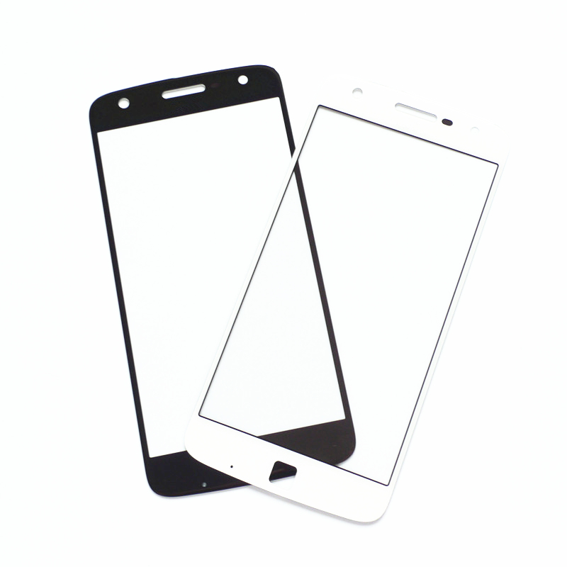 10Pcs/ Touch Screen Outer LCD Front Screen Glass Lens