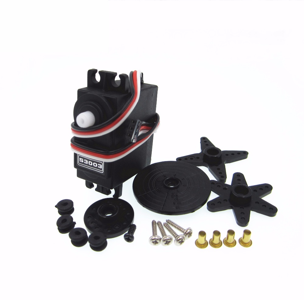 HAILANGNIAO 1pcs/lot hot selling servo standard s3003 for Remote Control Toy car Truck Helicopter Boat toys