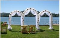 Free shipping,wedding decorative,Iron arches.garden supplies,high 240cm,party,Arches flower.