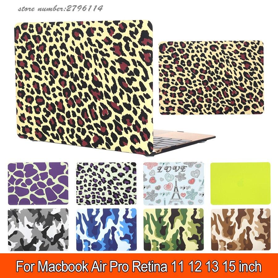 """С матовой поверхностью жесткий чехол для Macbook Air 11 """"12'' 13 """"Pro 13"""" 15"""" Pro Retina 13 """"15"""" чехол для ноутбука"""