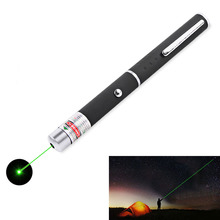 High Quality Red/Green Laser Pointer 5mW Powerful 500M Laser Pen Professional Lazer pointer With 2*AAA Battery For Teaching