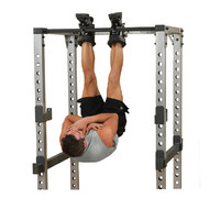 Hot Sale High Quality Safer Body Fitness Building 2Pcs/Pair Pro Circle Chin Up System Gravity/Inversion Boots handstand