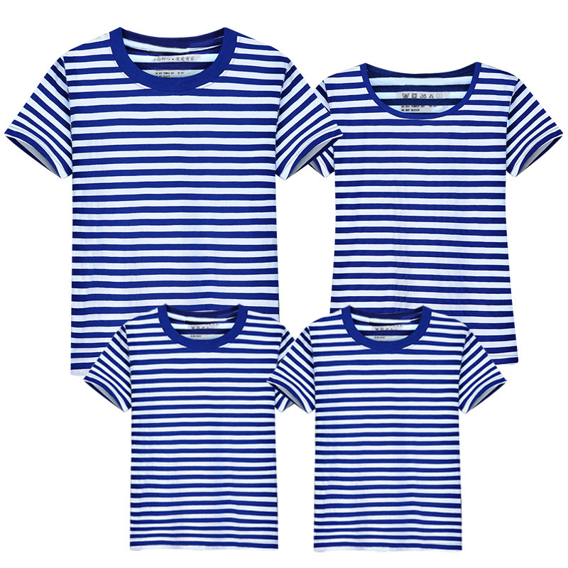 Camouflage family t-shirt matching family clothes cotton summer tops - Children's Clothing - Photo 2