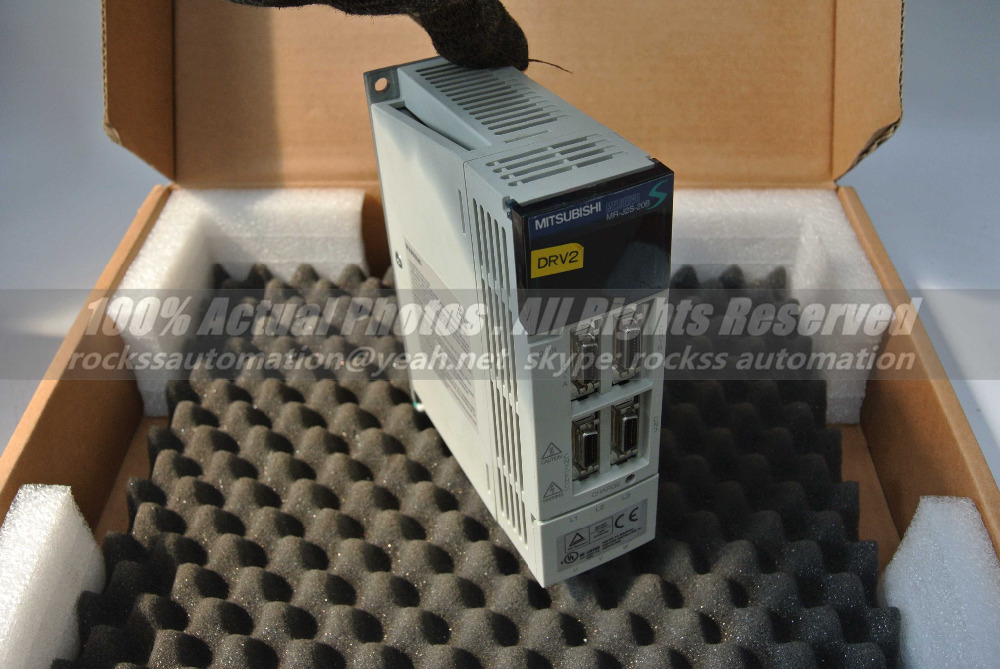 MR-J2S-20B Used Good In Conditon With Free DHL / EMS  цены