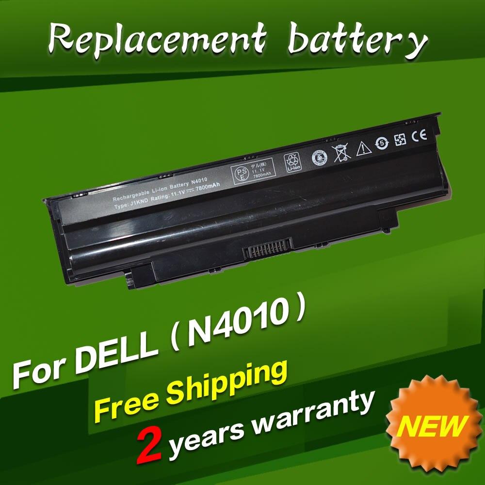 JIGU New <font><b>Battery</b></font> 9CELL laptop <font><b>battery</b></font> for <font><b>Dell</b></font> Inspiron 14R N4010 N4010-148 15R N5010 17R N7010 9T48V <font><b>J1KND</b></font> N4010-148