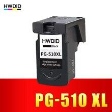 1pcs PG510 PG-510 PG 510 XL BLACK Ink Cartridge For Canon iP2700 Pixma MP250 MP270 MP280 MP480 MX320 MX330 MX340 MX350 PG 512
