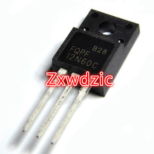 10PCS FQPF12N60C 12N60C 12N60 FQPF12N60 new TO-220F fdp10n60nz to 220f