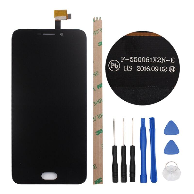 imágenes para Para UMI Plus 100% Probado Original Nueva Pantalla LCD Display + Touch Screen Panel de Cristal Digitalizador Asamblea del Reemplazo + Herramientas + adhesivo