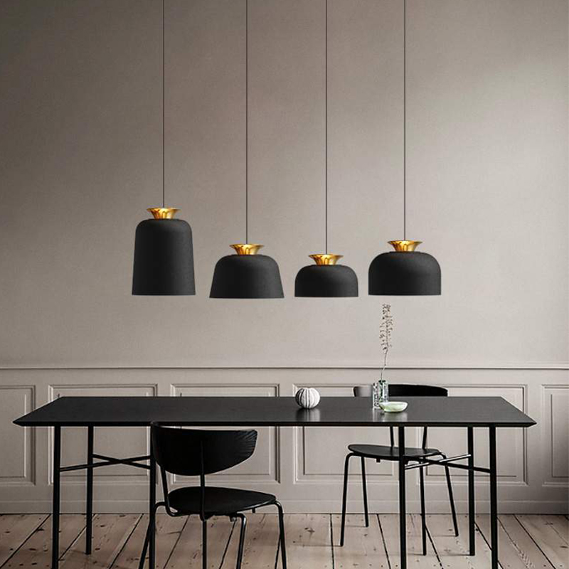 JAXLONG American Creative Retro Pendant Lights Personality Cafe Restaurant Lamp Decor Dining Room Single headed Lighting Fixture in Pendant Lights from Lights Lighting