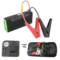 Multi Function Jump Starter 12000mAh Emergency Car Auto Power Bank External Battery Charger For Laptop Mobile