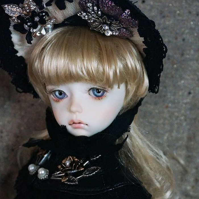 BJD pop 1/4 meisje imda 4.3 Manon gezamenlijke pop pop geven ogen-in Poppen van Speelgoed & Hobbies op  Groep 2