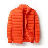 Winter Down Jacket Men Parka Light Doudoune Duck Tiger Force Wellensteyn Piumino Donna Cartelo Camouflage The