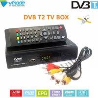 High digital Terrestrial TV receiver DVB T2 collocation usb wifi Dongle + TV Antenna dvb t2 m2 supports H.264 Youtube DVB TV Box