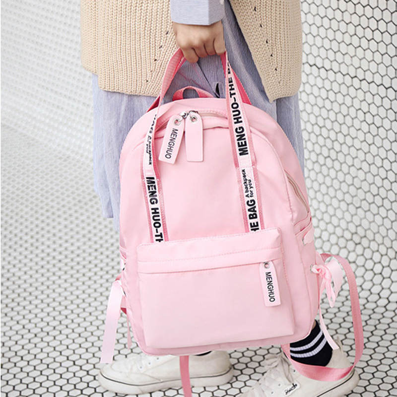 Cute Female Backpack Womens Small Casual Bag Anti Theft School Bags For Teenage Girls Travel Bagpack Laptop Backpacks For WomanCute Female Backpack Womens Small Casual Bag Anti Theft School Bags For Teenage Girls Travel Bagpack Laptop Backpacks For Woman
