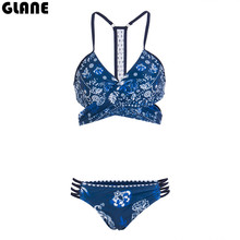 2018 Hot Swimwear Bandage Bikini Sexy Beach Swimsuit Women Swimsuit Swimsuit Brazilian Bikini Set Biquini Maillot De Bain