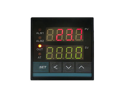 New Universal Digital PID Temp Controller with SSR Output & 2 Alarms (Special) rakesh kumar and vineet shibe comparision conventional pid controller