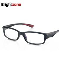 NEW Ultra Light Unisex TR90 Slip Resistant Sports Eyeglasses Frame Glasses Myopia Prescription Glasses Spectacles Frame