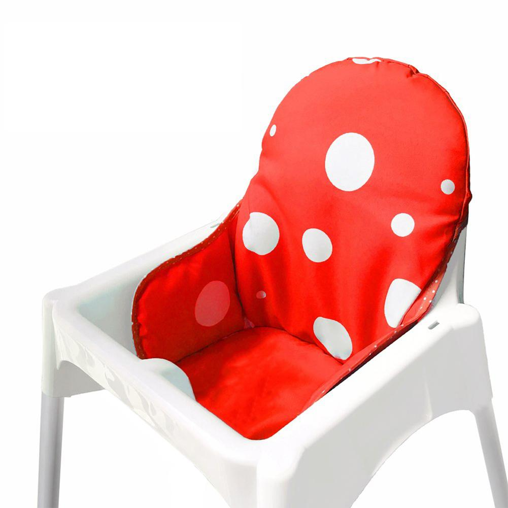 Children's Dining Chair Cushion Baby Seat Thickened Nonslip Cushion