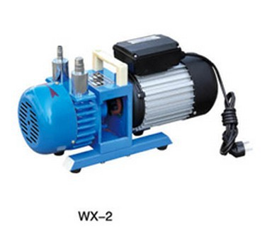 Linhai City Tan Vacuum WX-2 Oil Free Rotary Vane Vacuum Pump 2L/S  AC220V manka care 110v 220v ac 50l min 165w small electric piston vacuum pump silent pumps oil less oil free compressing pump