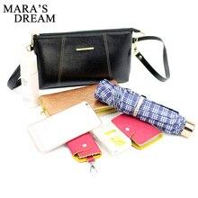 Mara's Dream 2017 New Fashion Small Handbags Women Evening Clutch Ladies Mobile Purse Girls Shoulder Messenger Crossbody Bags