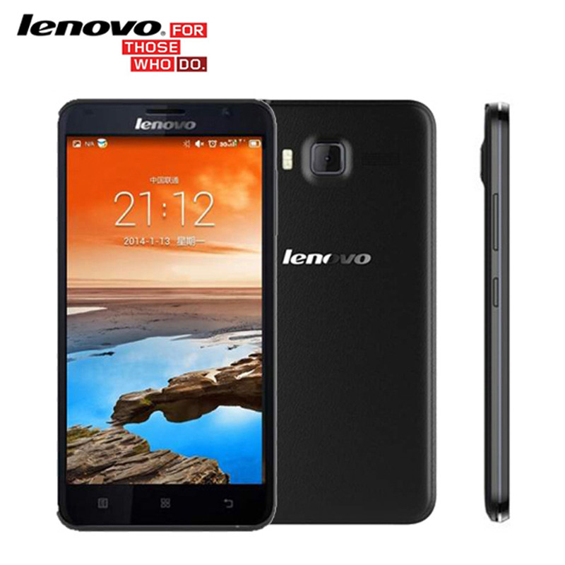 Original Lenovo A916 4G LTE Mobile Phone MTK6592 Octa Core 1GB RAM 8GB ROM 5.5 inch 1280x720 Android 5.0 Play Store Dual SIM