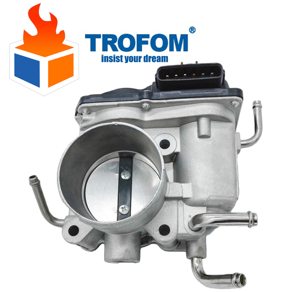 все цены на Throttle Body Assembly For Toyota Camry Corolla RAV4 Matrix Scion TC XB 22030-28070 2203028070
