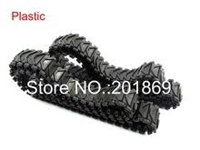 Heng Long plastic tracks for Heng Long 1:16 rc tank 3898-1 USA M4A3 Sherman tank, toy part for 1/16 rc tank, spare accessories