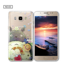 Totoro soft silicone TPU cover new arrivals For S7 Edge J1 J5 J7 A3 A5 S7