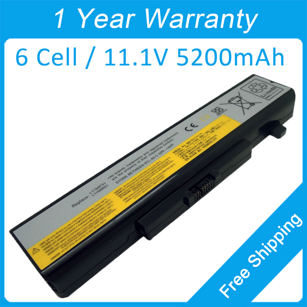New 6 cell laptop battery for lenovo IdeaPad G480 G485 G585 G580 Y480 Y485N L11L6F01 L11L6R01 L11L6Y01 L11M6Y01 ASM 45N1048 100% brand new g480 g480a laptop fan for lenovo g480m g485 cooler g580 g585 cpu fan genuine g480 g480a laptop cpu cooling fan